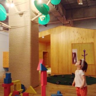 Un espacio pensado para los niños