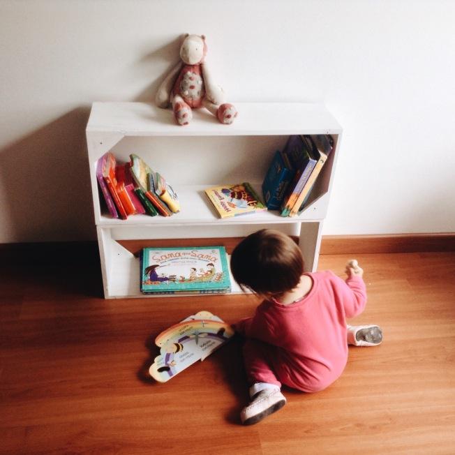 Biblioteca Montessori a su medida