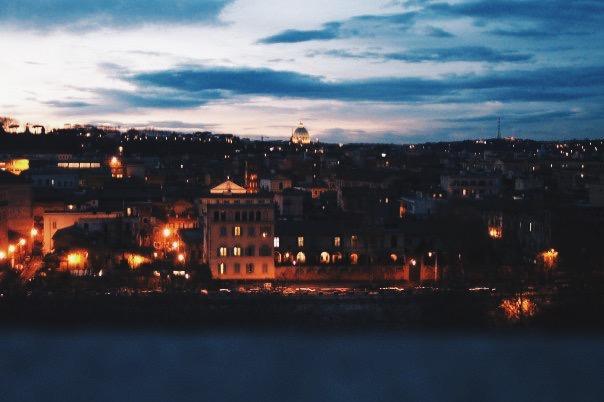 Roma y San Pedro