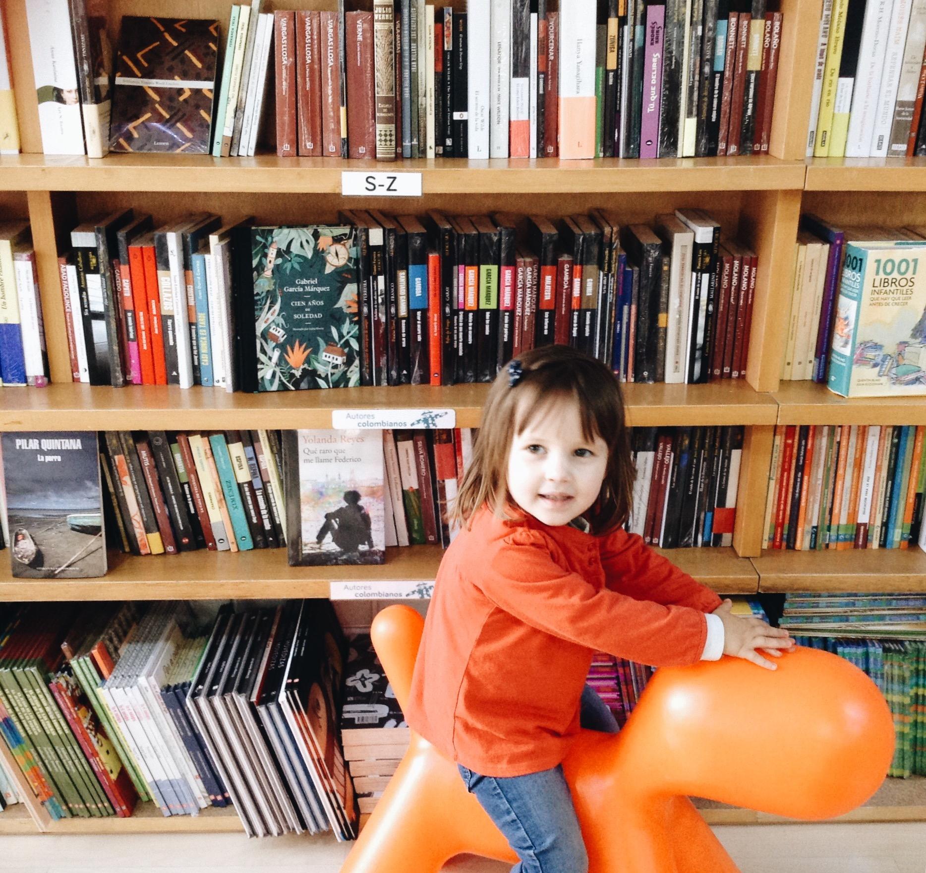 Libros para los niños