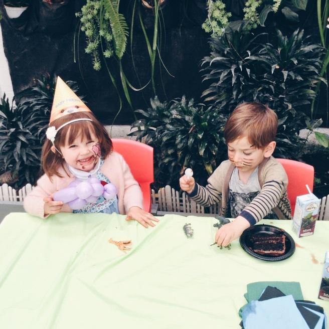 Los festejados