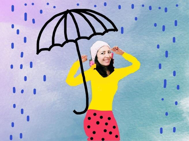 Nuevo paraguas