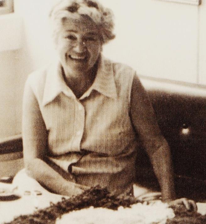 mi amada abuela