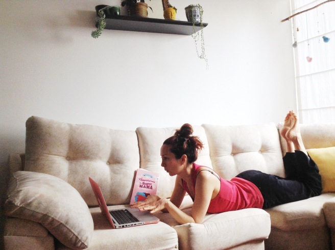 Madres multitasking