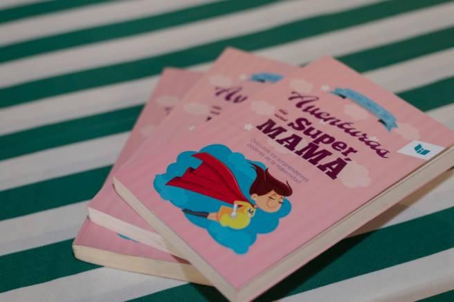 Aventuras de una super mamá, el ebook