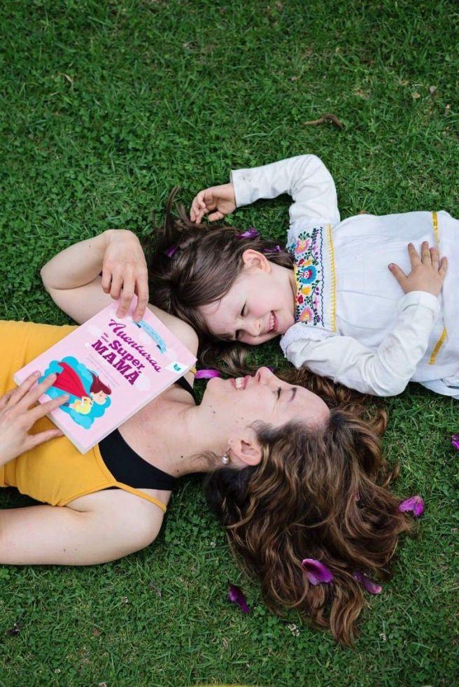 El ebook de aventuras de una super mamá ya está a la venta