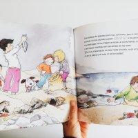 Un libro para enseñar a los niños a Reutilizar, reducir, reciclar