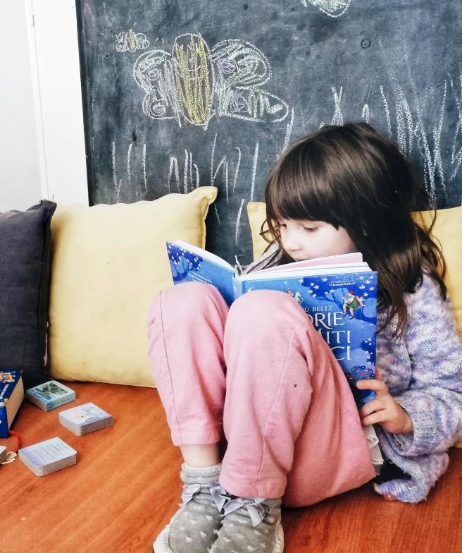 El rincón de la lectura