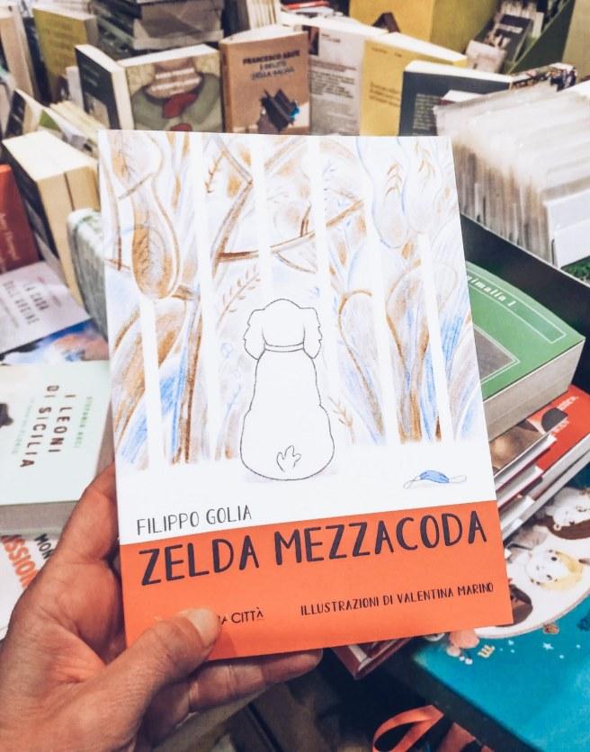 El libro Zelda Mezzacoda